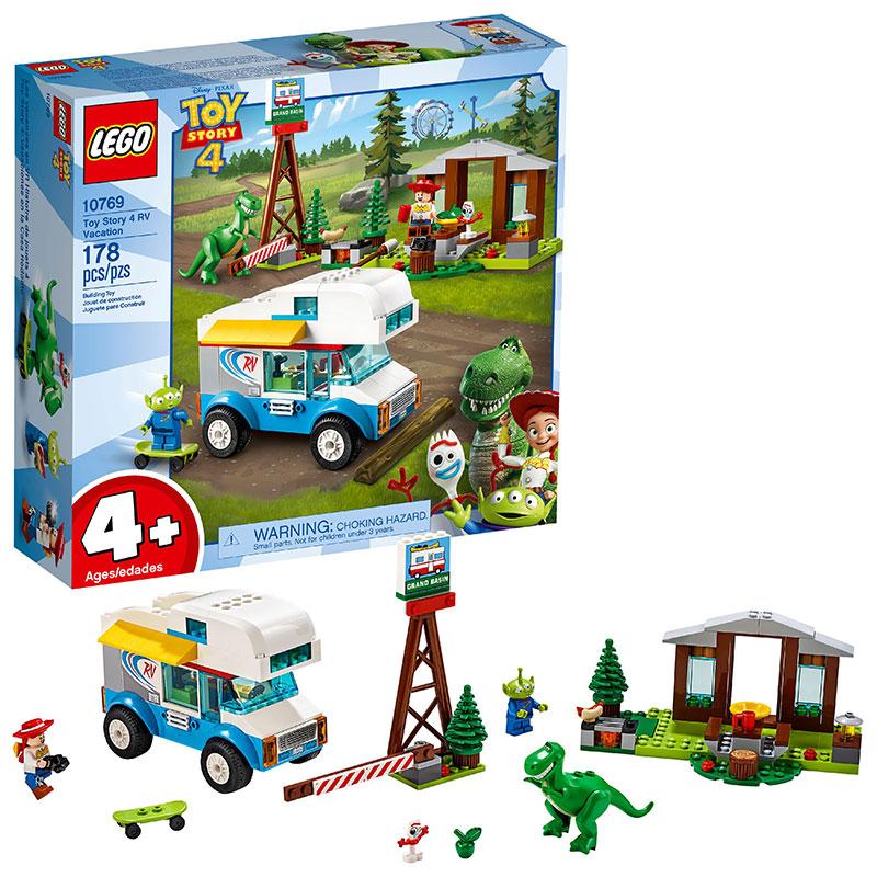 Toy story 4 vacaciones en autocaravana