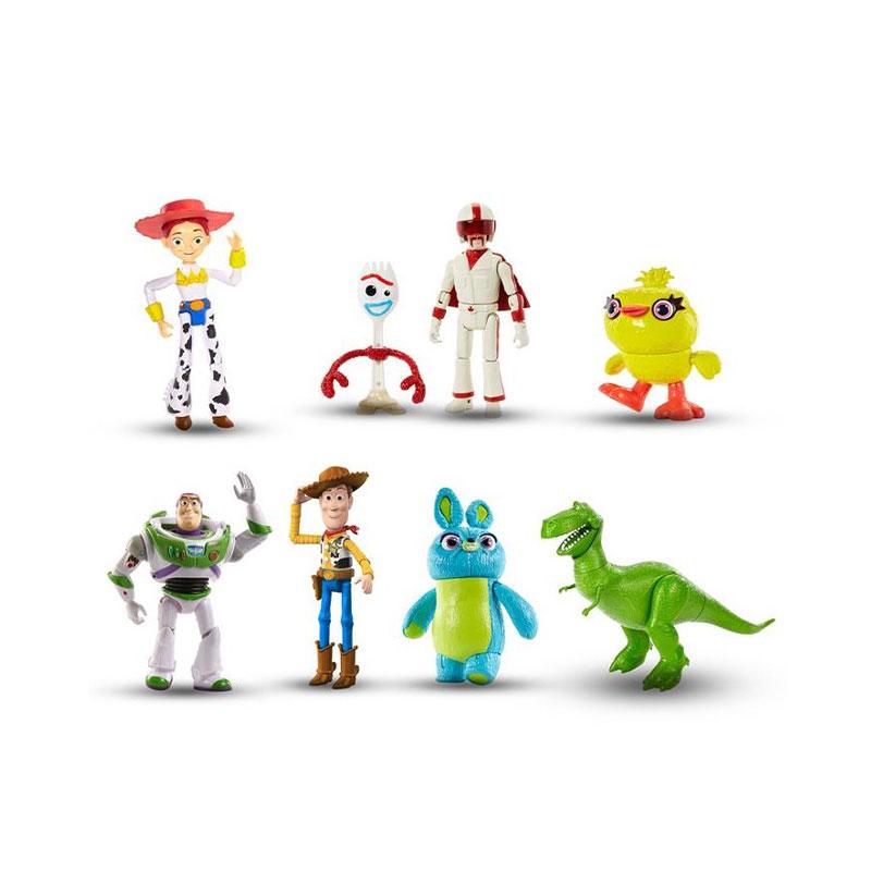 Toy story surtido de figuras basicas pelicula