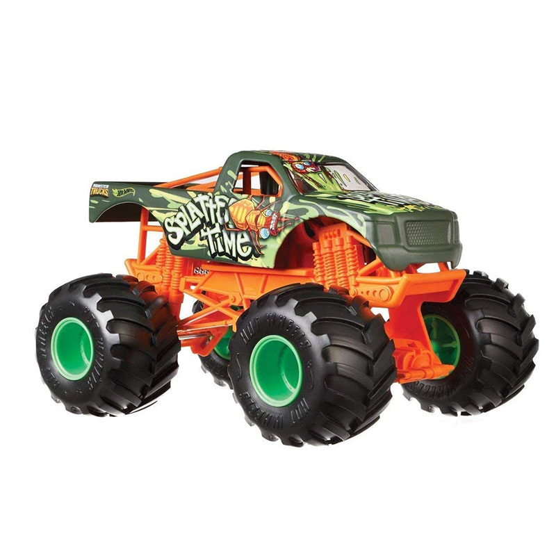 Hot wheels monster trucks surtido escala 1:64
