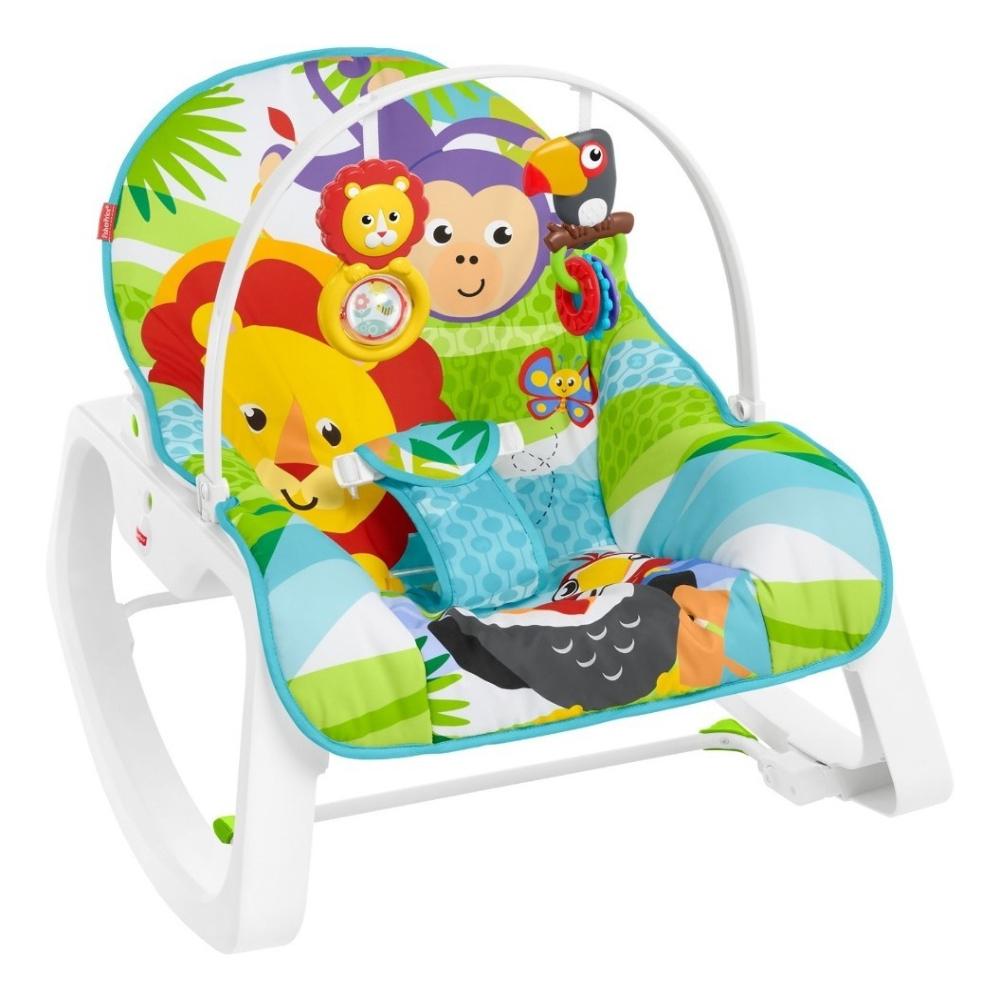 FP silla mecedora crece conmigoazul