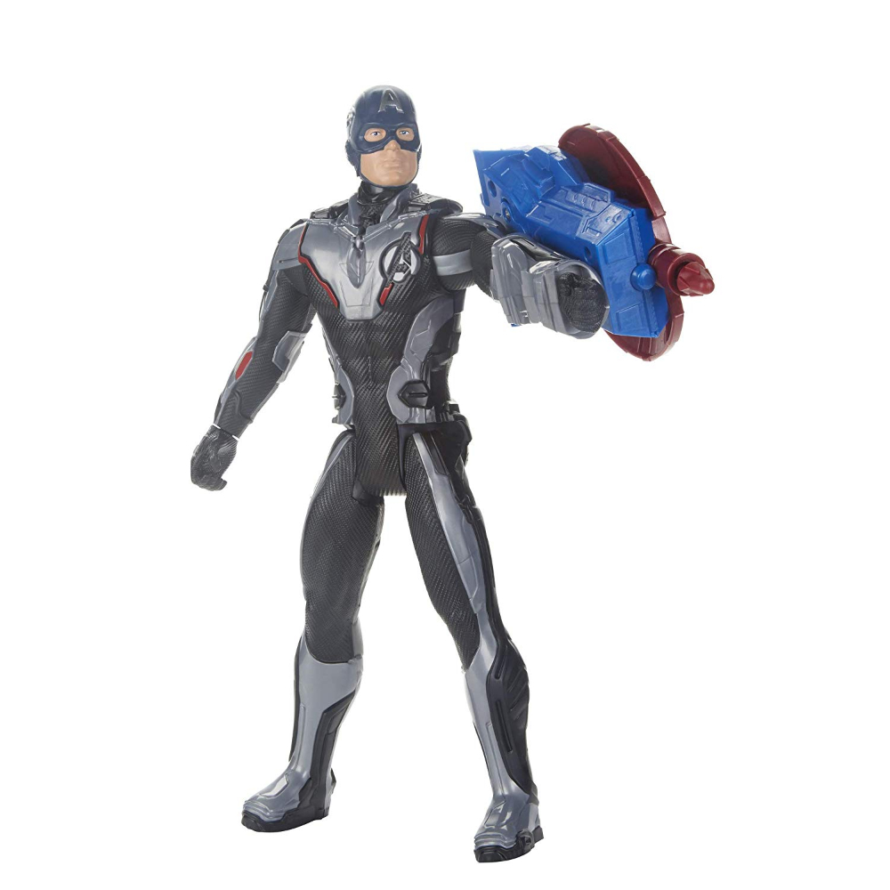 Avengers capitan america impacto de escudo