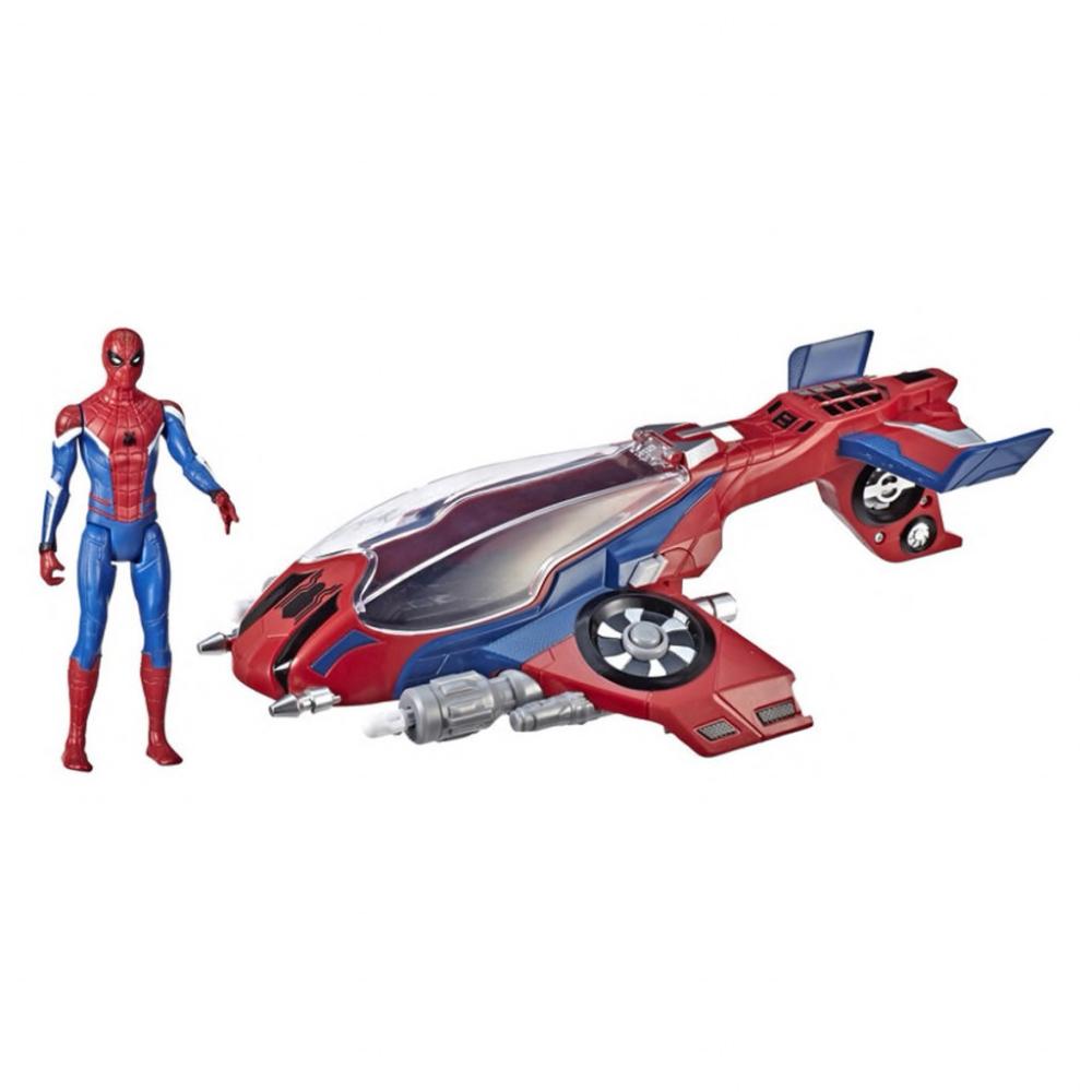 Spider - man jet