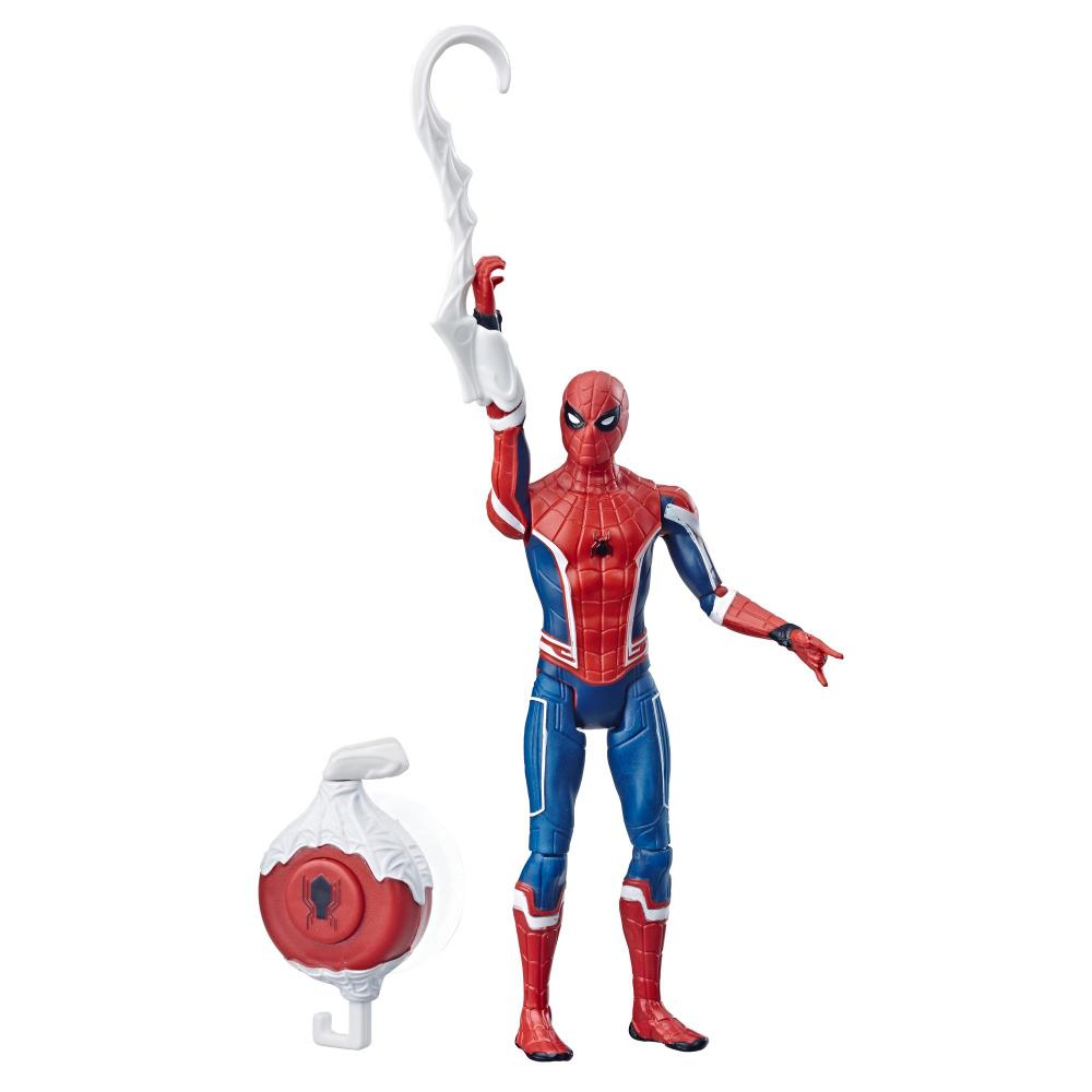 Spd spider - man trepa