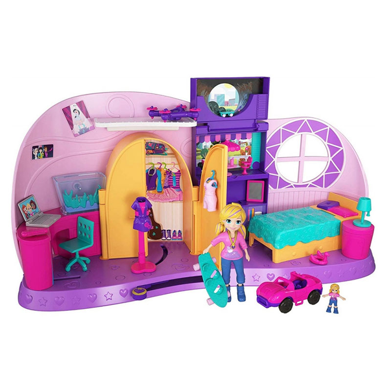 Polly s go tiny  room (tv)