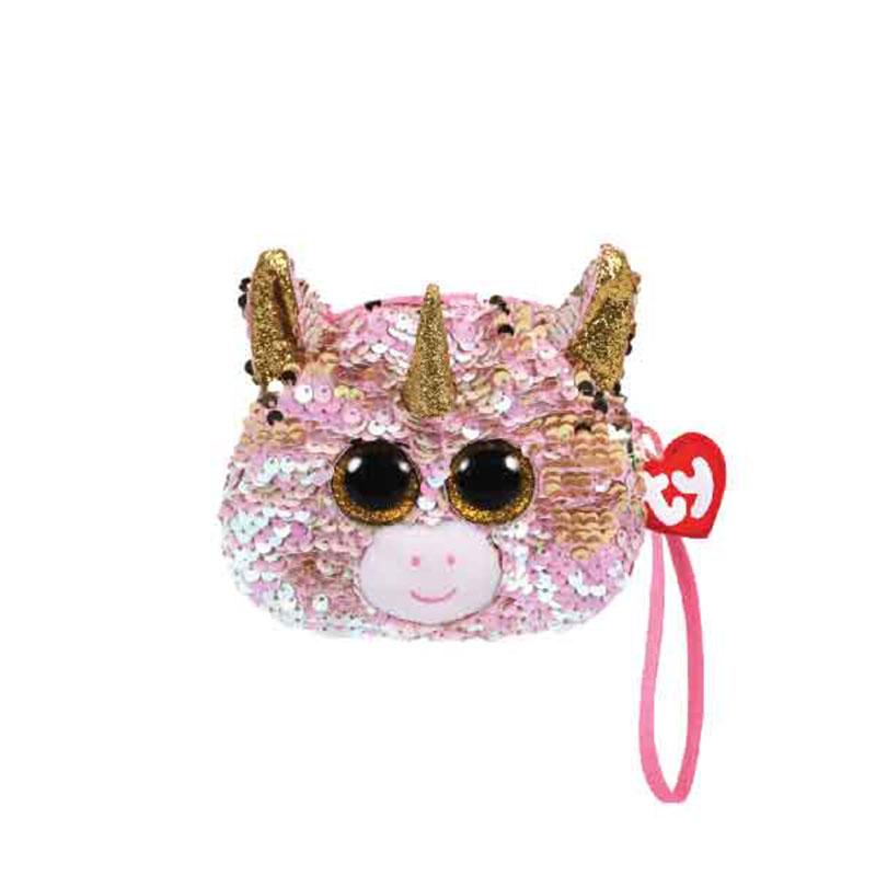 TY Fashion fantasia bolso de pulsera lentejuelas