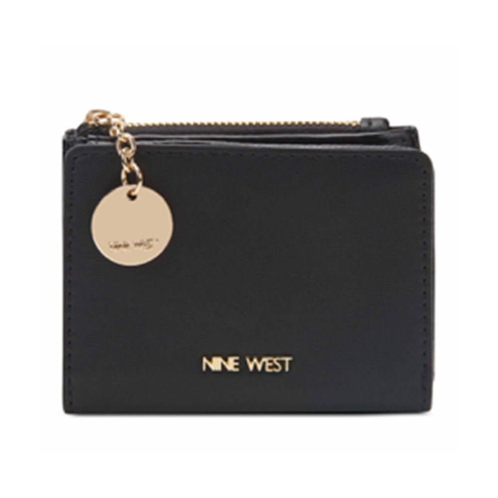 Small Leather Goods Sml Zip Wallet Black