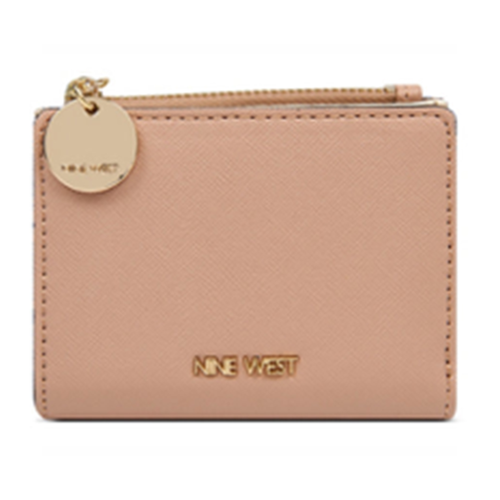 Small Leather Goods Sml Zip Wallet Barely Nude