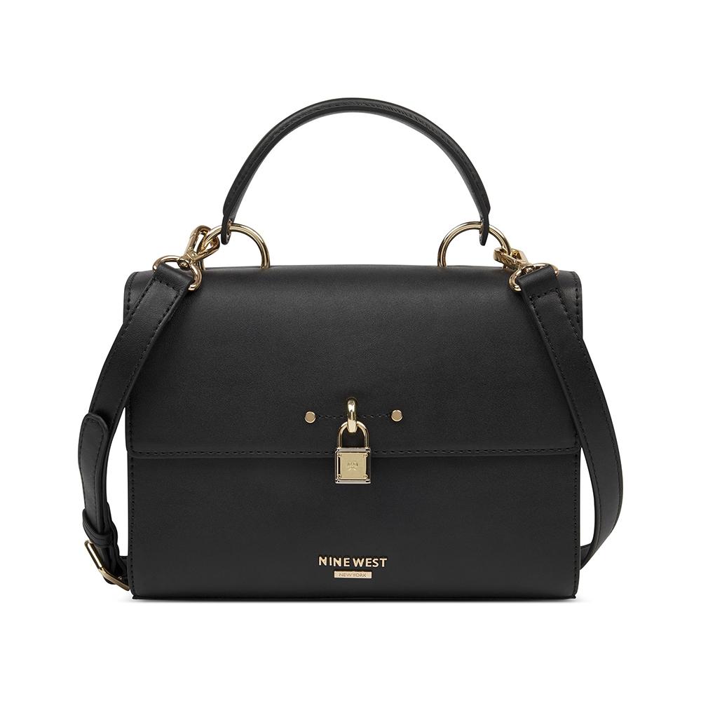 Handbags Nw Block Top Handle Black Multi