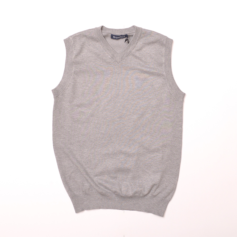 Chaleco masc bfd gris