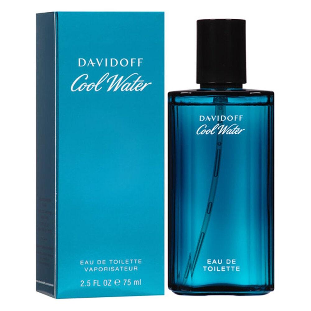 DAVIDOFF COOL WATER Edt MEN 75Ml