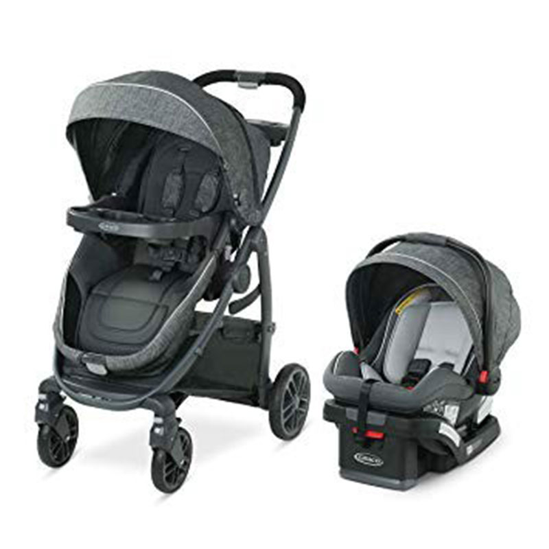 Modes bassinet travel system wynton click connect con baby s