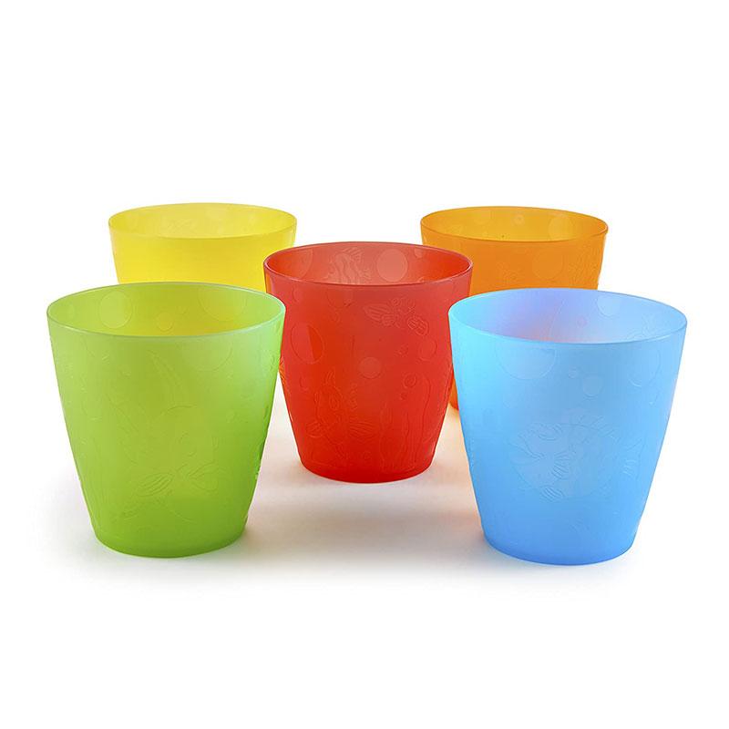 Pack de Vasos Economicos Multicups (x 5 unidades) +18m