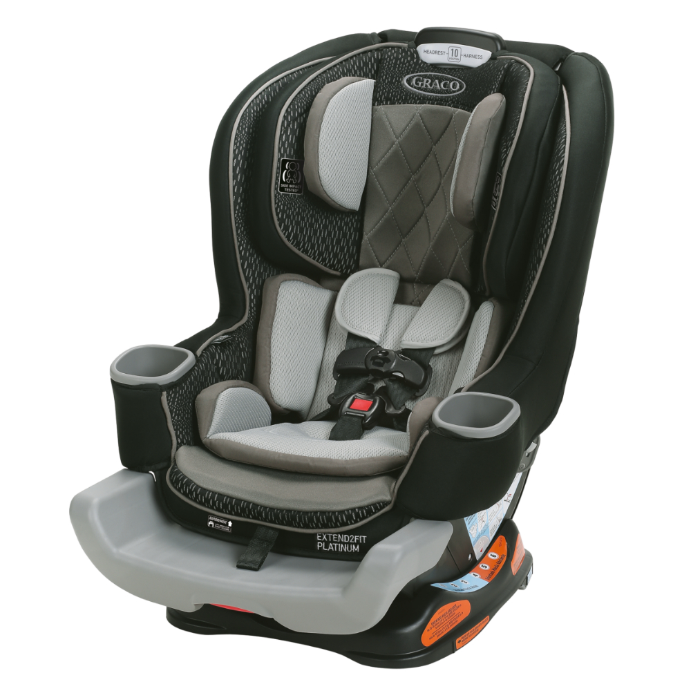 Car seat extend2fit platinum - hurley