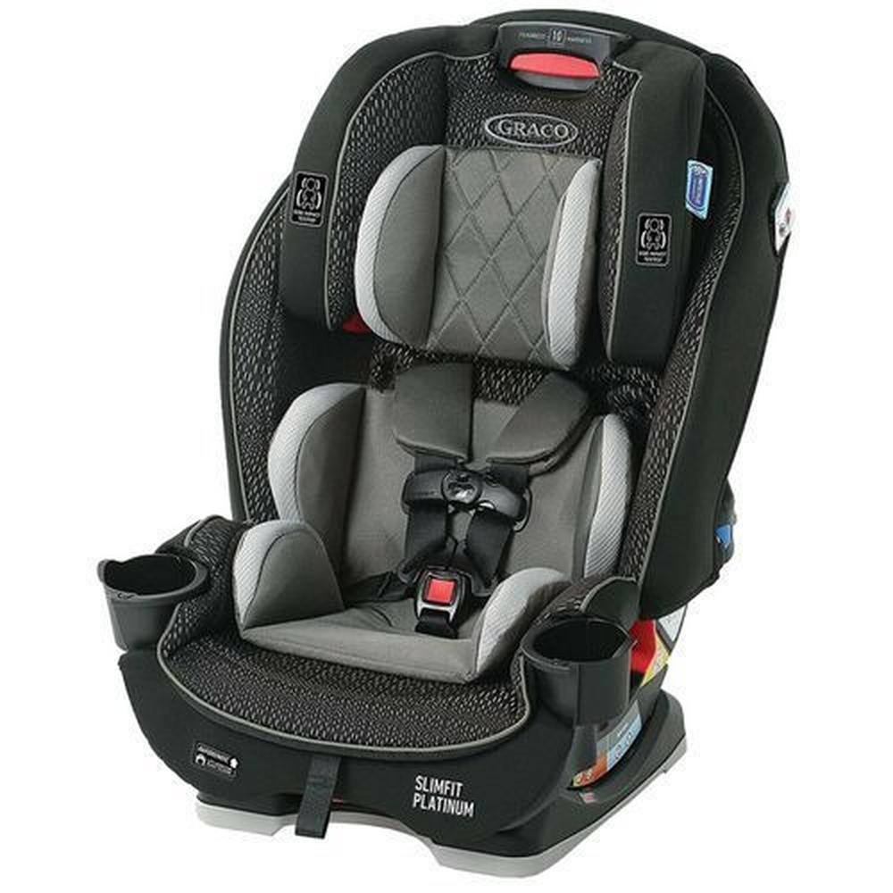 Car seat slimfit platinum - hu