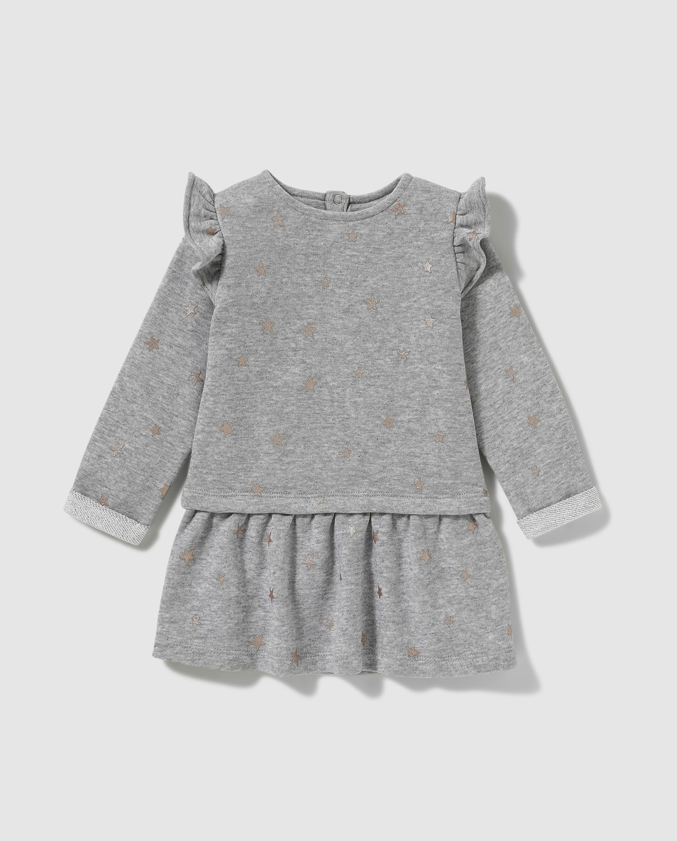 Vestido felpa de bebé Unit