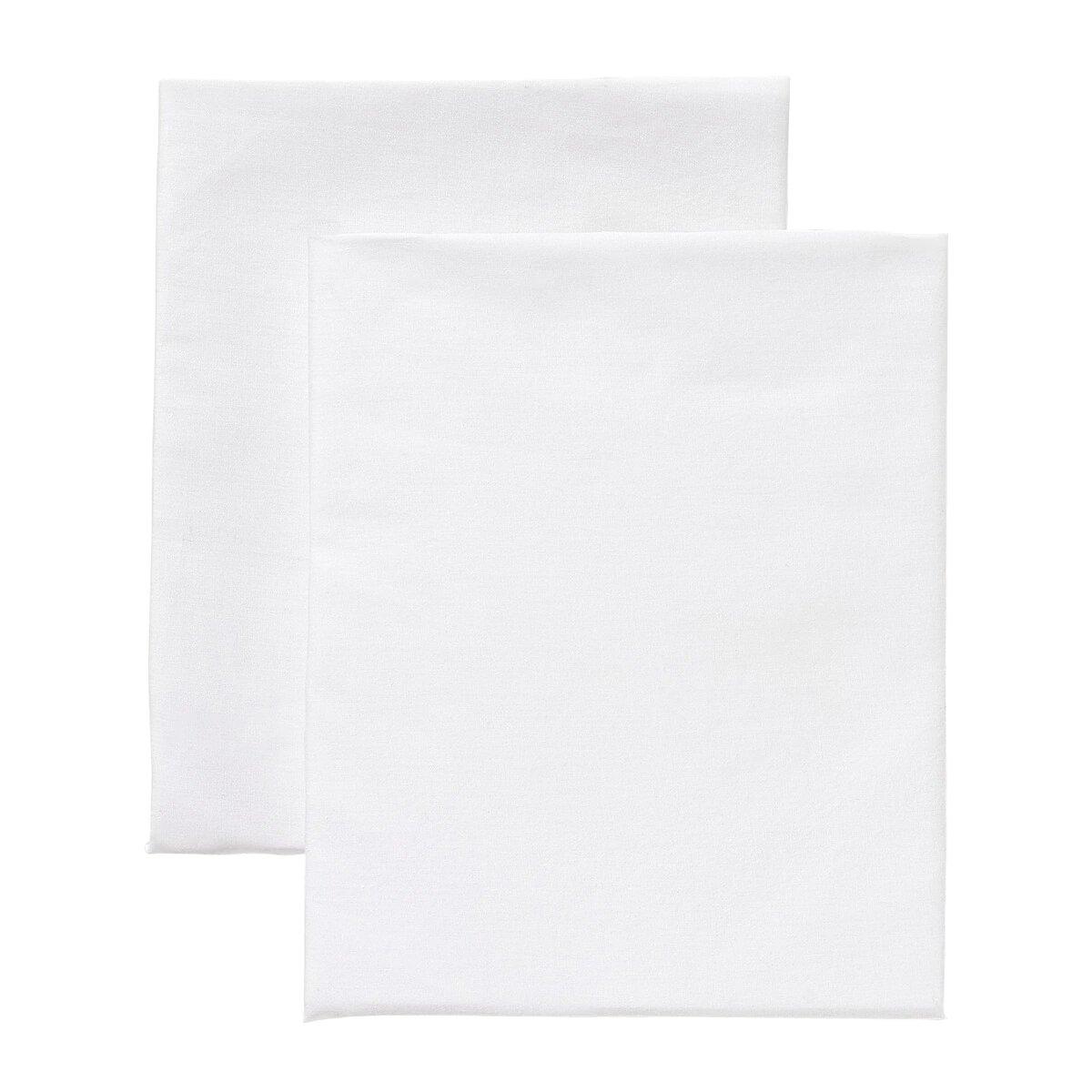 Juego de 2 Sábanas Bajeras Ajustables para Cuna (70 x 140 cm.) Cotton Juice Baby Home Jersey