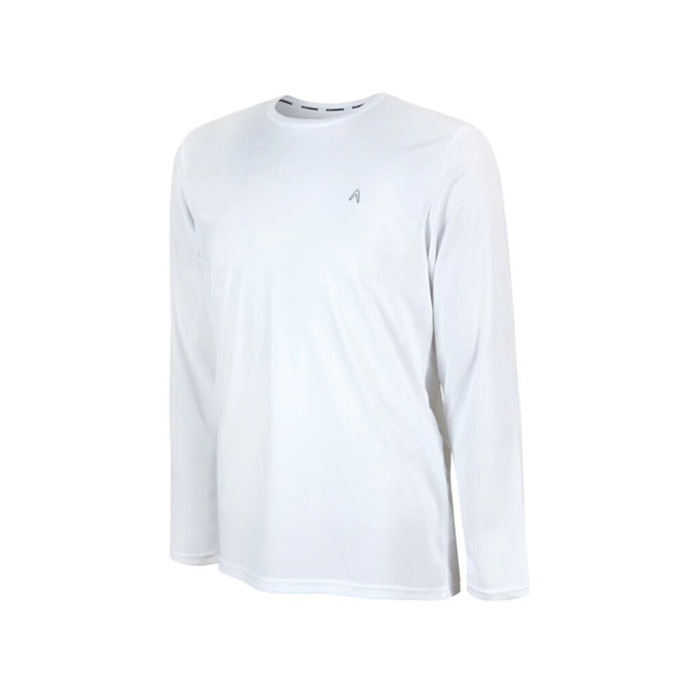 Camiseta Ml Basica Running Hombre