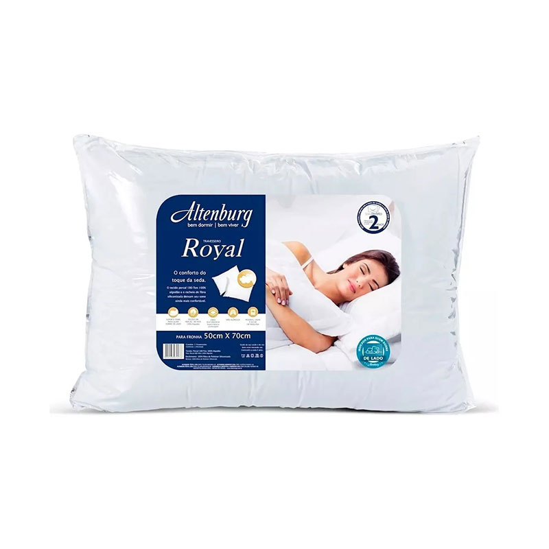 Almohada Royal 050X070