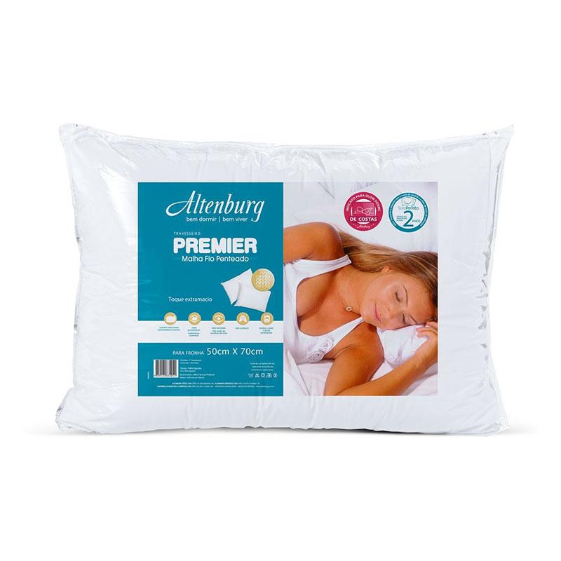 Almohada Premier Soft 0 50X0 70 Blanco