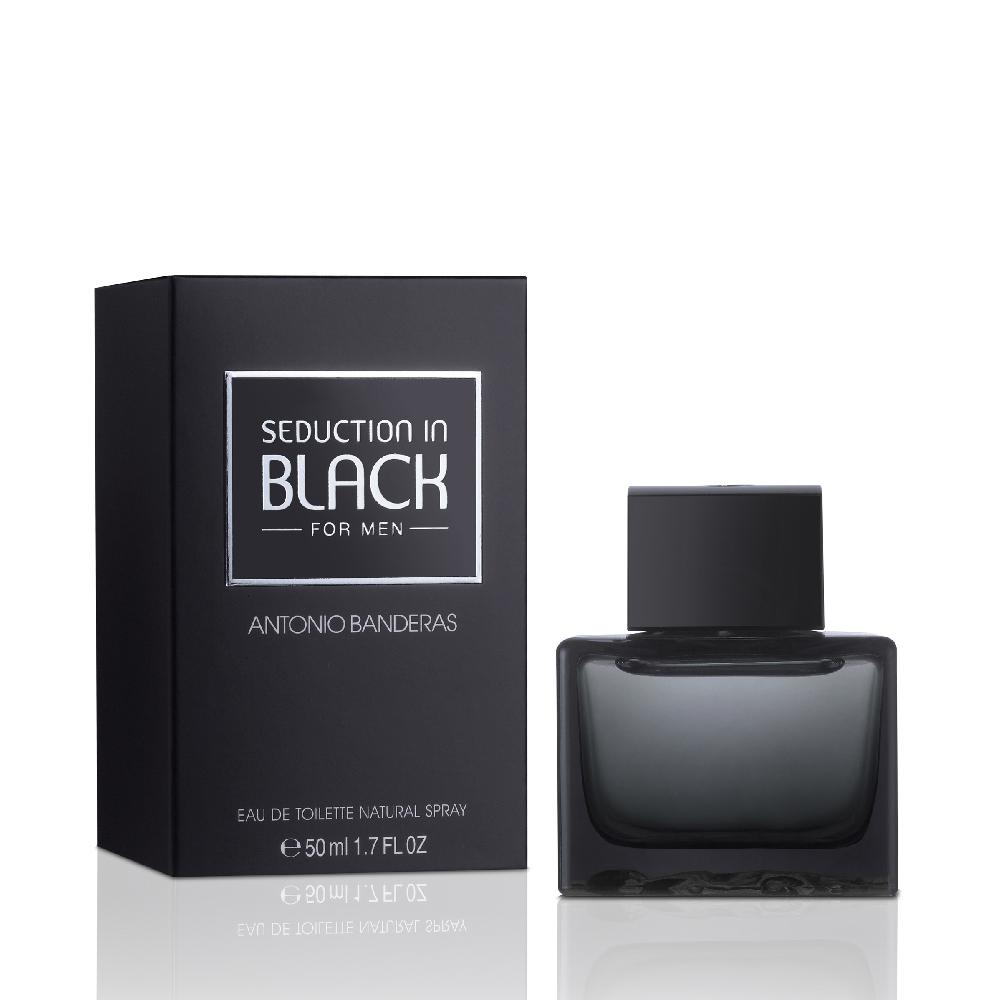 ANTONIO BANDERAS BLACK EDT MEN 50ML