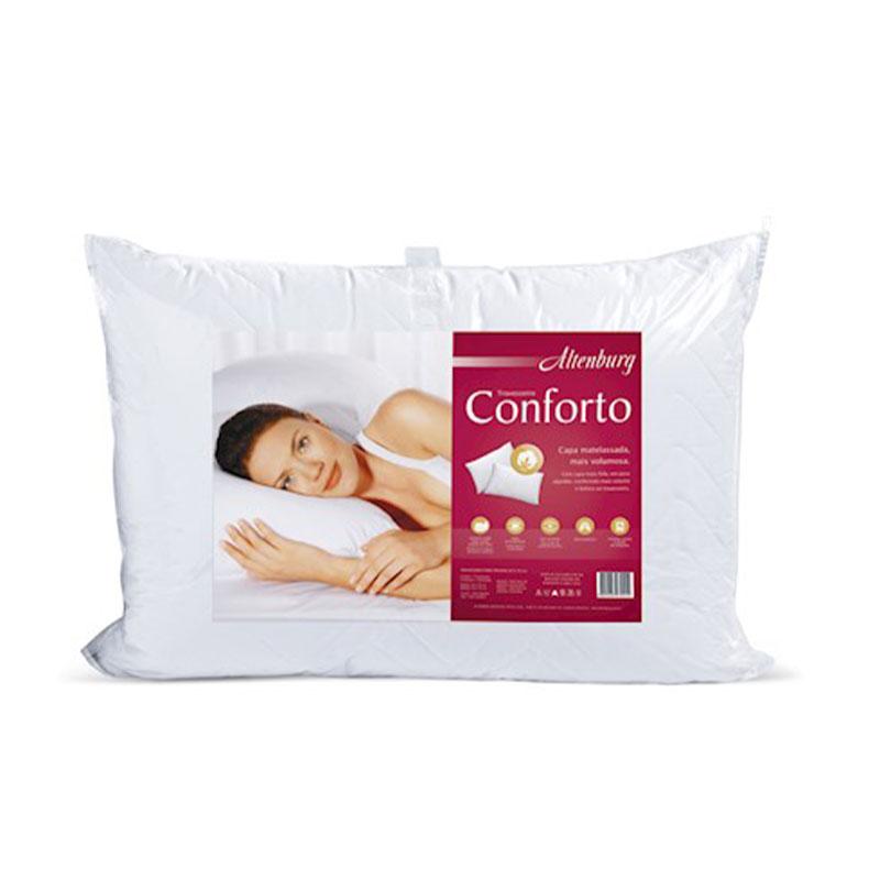 Almohada Conforto 0 50X0 70 Blanco