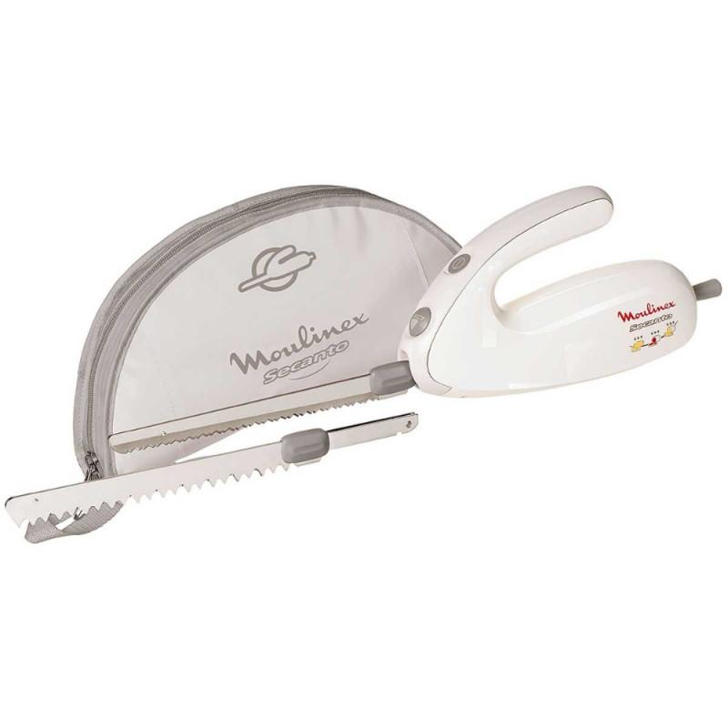Cuchillo electrico moulinex mod djac41 100w
