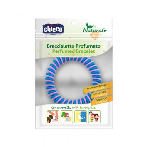 PULSERA PERFUMADA CITRONELA ANTI-MOSQUITO - 08552-00