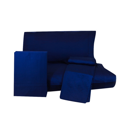 SABANA JGO F BASIC 300 PIPPING TW BLUE