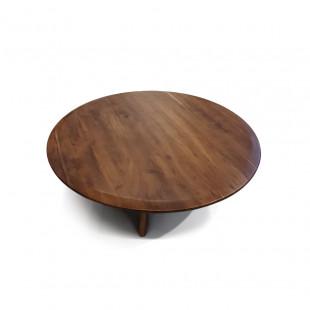 Mesa de Centro en madera 109CMX109CMX45CM