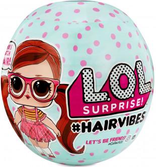 L.O.L Surprise Harvibes - Desenvuelve 15 sorpresas