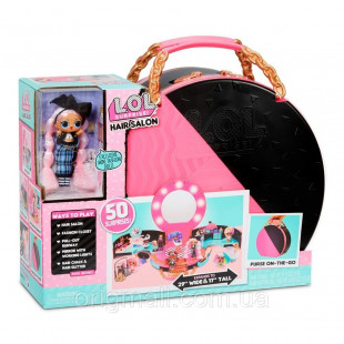 L.O.L Surprise Hair Salon con Muñeca JK