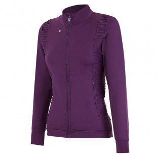 CHAQUETA FITNESS MUJER